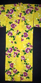Yukata (sommar kimono,morgonrock)